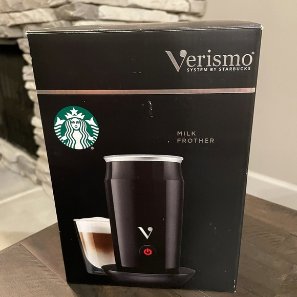 New Verismo Milk Frother